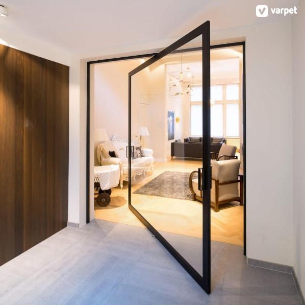 Միջսենյակային դռների տեսակներ